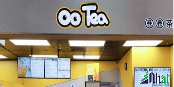 Bảng hiệu quán trà sữa đẹp
