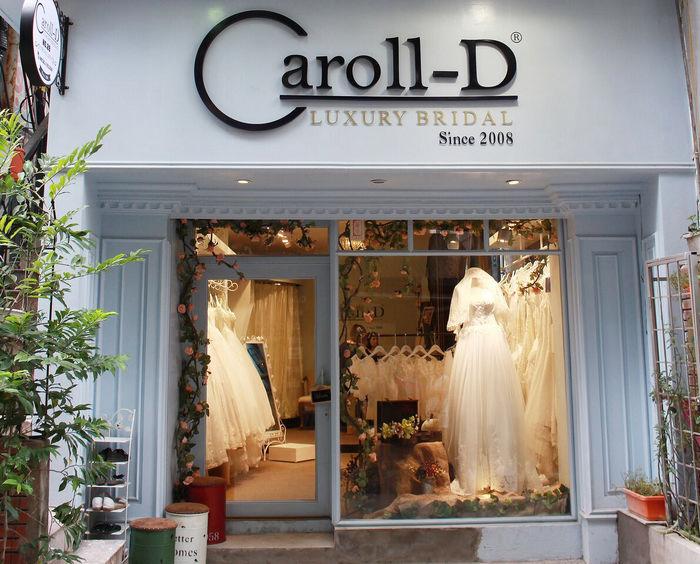 Mẫu bảng hiệu Studio áo cưới đẹp