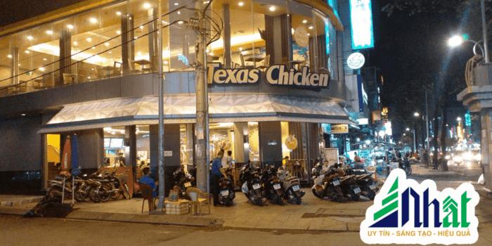 Mẫu bảng hiệu quán ăn