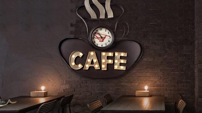 Mẫu biển hiệu quán cafe đẹp