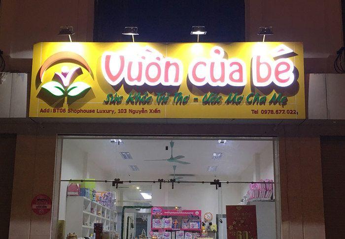 Mẫu biển hiệu quán ăn cháo dinh dưỡng