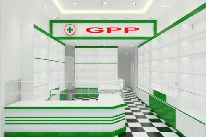 Nhà thuốc đặt chuẩn GPP
