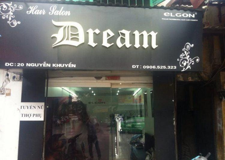 Biển hiệu Hair Salon Dream