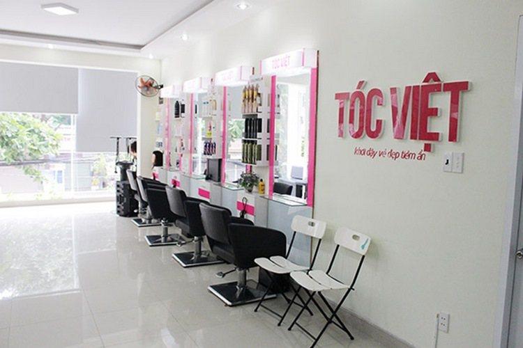 Biển hiệu Salon Tóc Việt