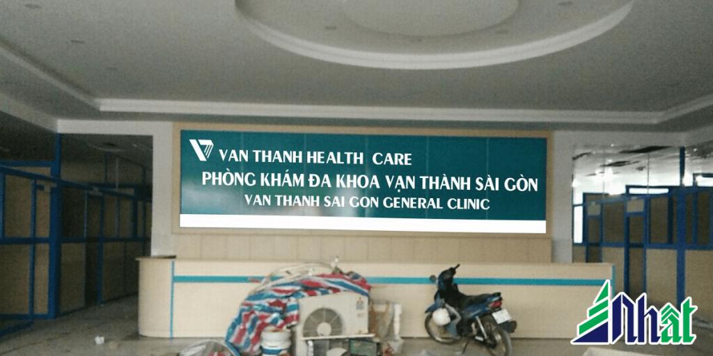 bảng hiệu phòng khám bảng quảng cáo nha khoa