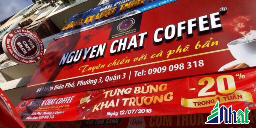 In băng rôn Biên Hòa